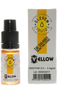 Eleven The Colours Yellow 10ML