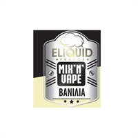 Eliquid France - Single Vanilla