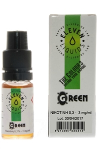 Eleven The Colours Green 10ML