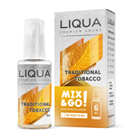 Liqua Mix & Go Traditional Tobacco
