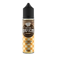 Vapers Oven Lemon Cake