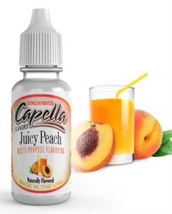Capella Juicy Peach Flavor