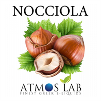 Atmoslab Nocciola 20ML 0MG