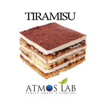 Atmoslab Tiramisu 20ML 0MG