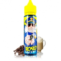 Eliquid France Cop Juice Mix And Vape Rosco