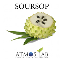 Atmoslab Soursop 20ML 0MG