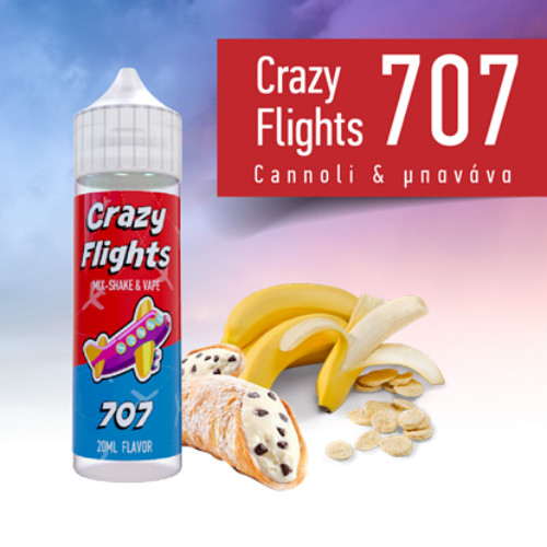 Crazy Flights 707
