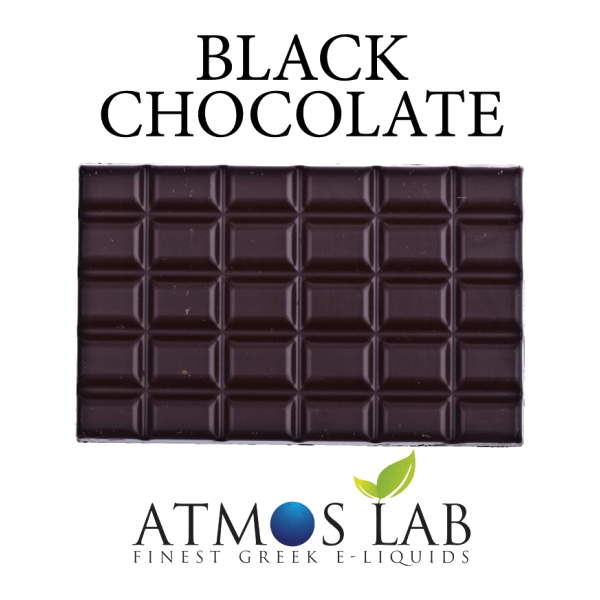 Atmoslab Chocolate Black Flavor