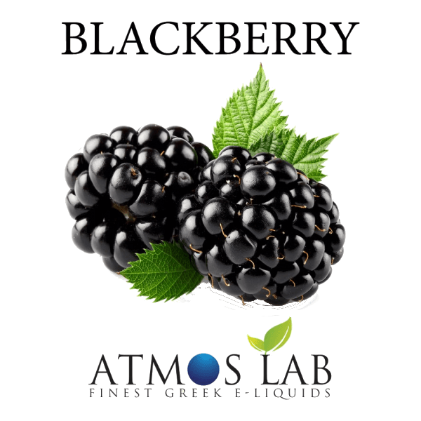 Atmoslab Blackberry Flavor