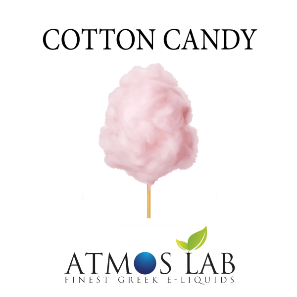 Atmoslab Cotton Candy Flavor