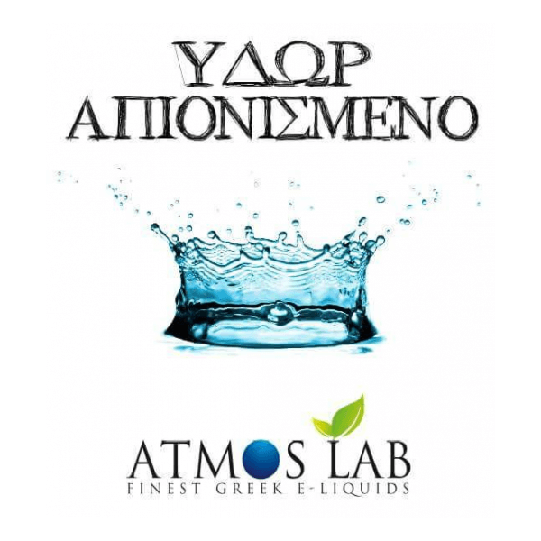 Atmoslab Dionized Water 100 ml