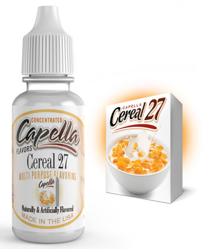 Capella Cereal 27 Flavor