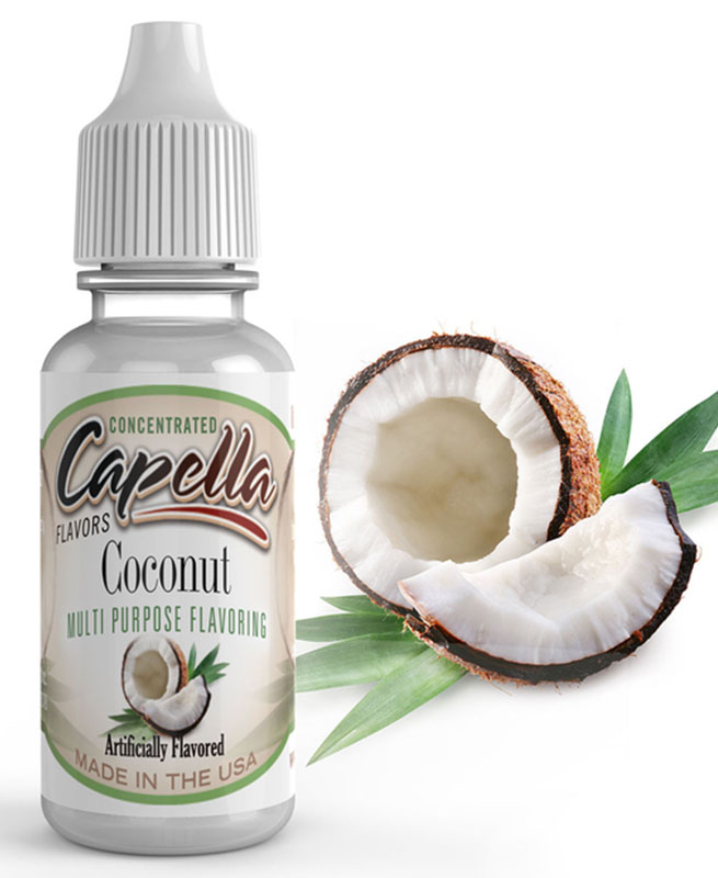 Capella Coconut Flavor