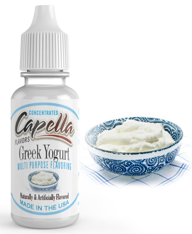 Capella Greek Yogurt Flavor