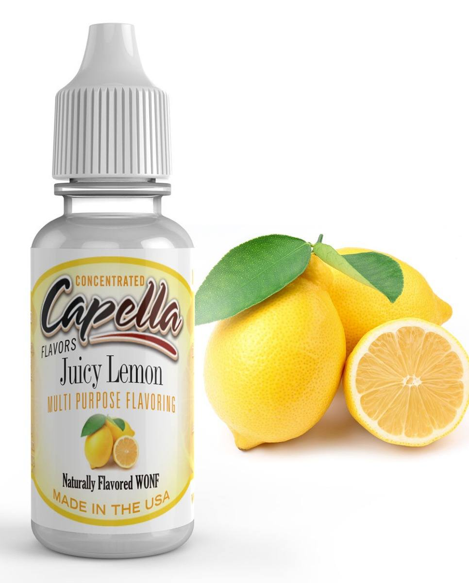 Capella Juicy Lemon Flavor