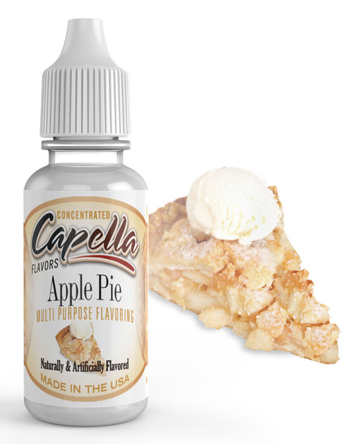 Capella Apple Pie Flavor