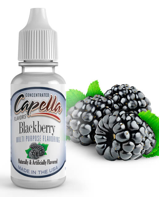 Capella Blackberry Flavor