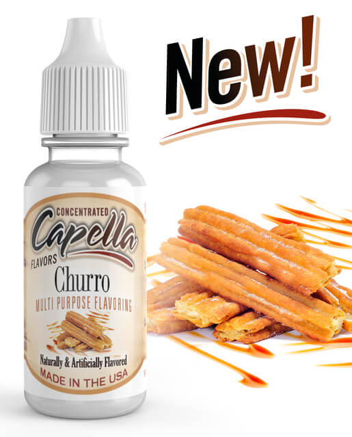 Capella Churro Flavor