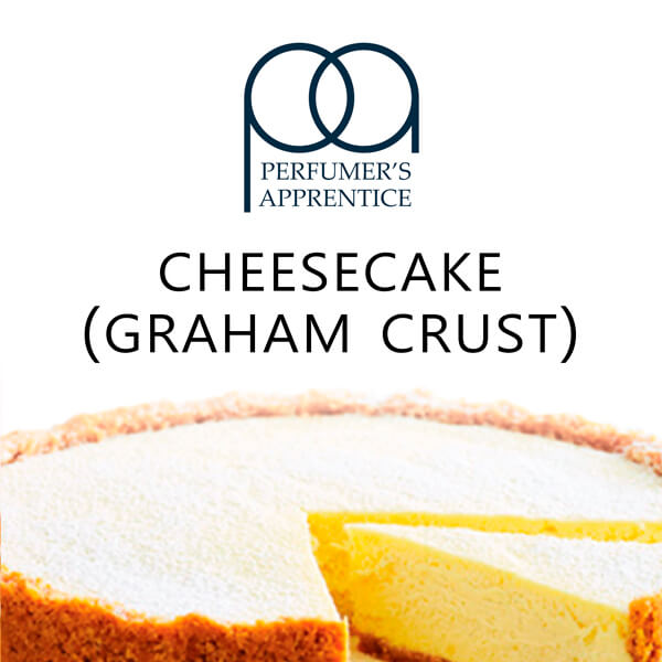 TPA Cheesecake Graham Crust Flavor